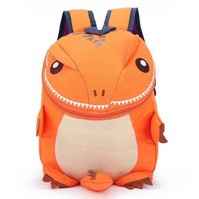 Amazing Dinosaur Shaped Safety Baby Backpack with Leash