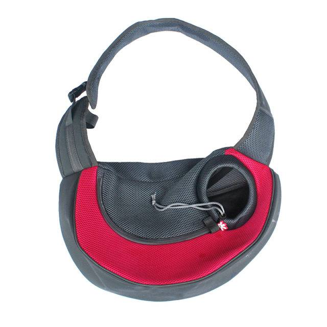 Soft Crossbody Pet Carrier