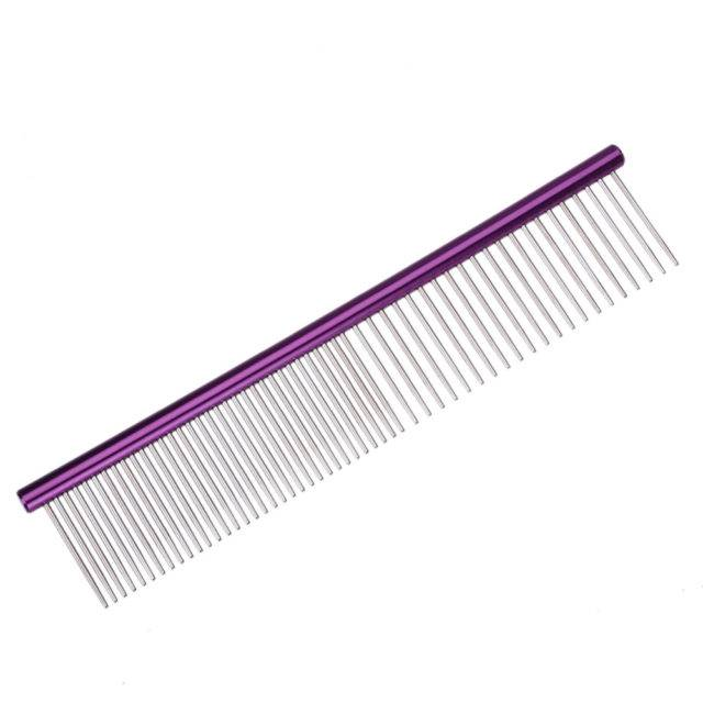 Dog's Professional Hair Comb