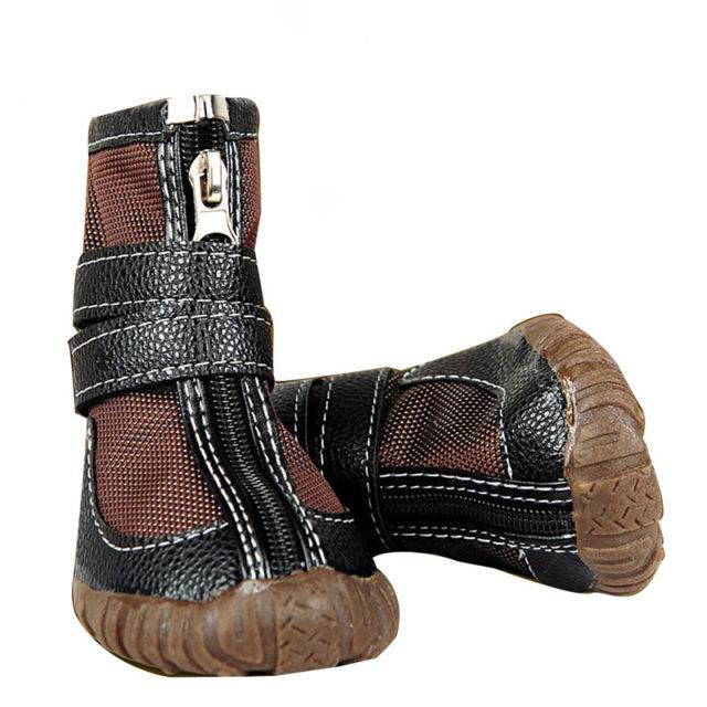 Waterproof Boots for Big Dogs