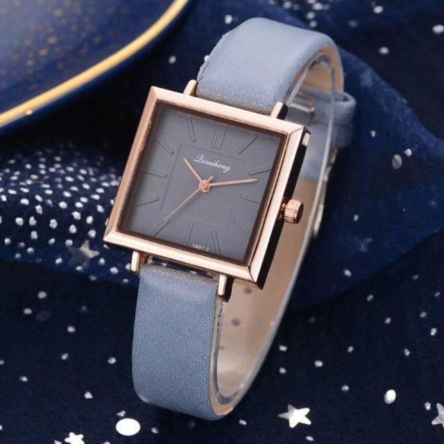 Women's Square Dial Quartz Watches