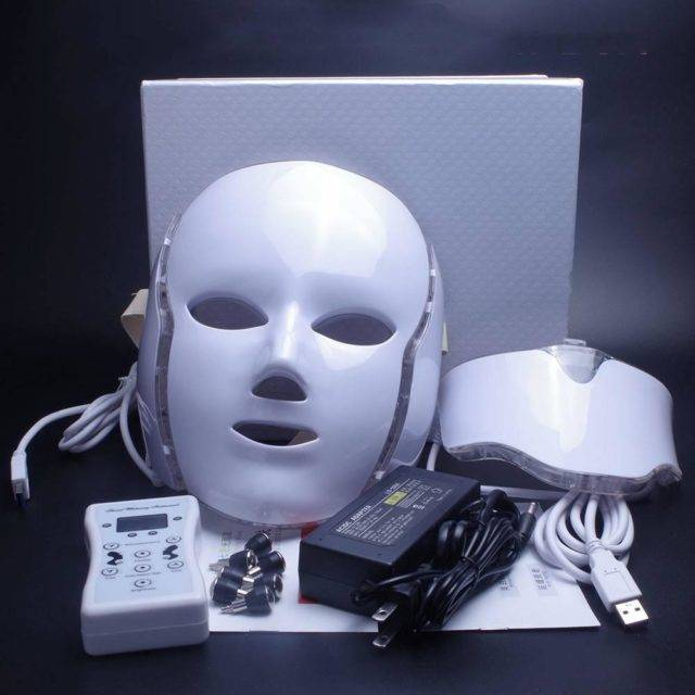 LED Therapy Face and Neck Masks