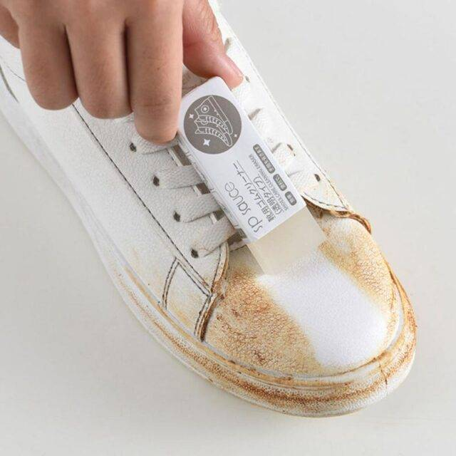 Cleaning Rubber for Shoes Care