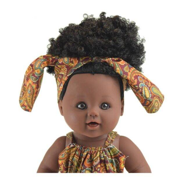 Kid's African Baby Doll