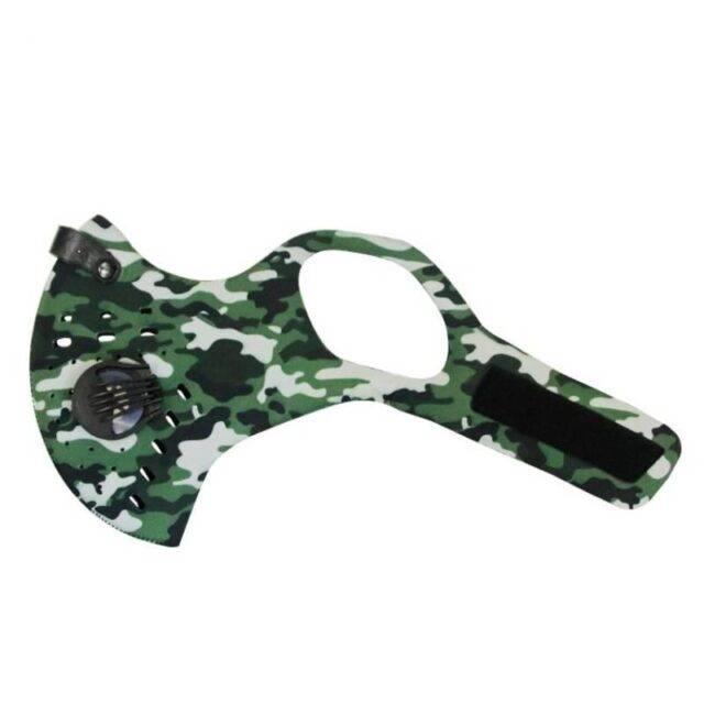 Multicoloured Anti Dust Respirator Mask
